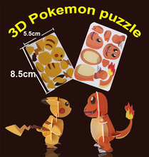 wholesale pokemon trading cards 3d puzzle game cards/wholesale pokemon trading cards