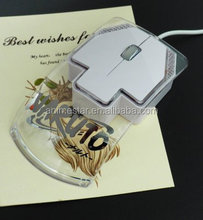 Hot japanese style usb wire mouse cheap Naruto Anime Mouse