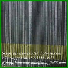 high grade hotel outdoor facade building materials 3d mesh fabric for decoration