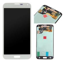 Hot wholesale unlocked smartphone LCD screen display for Samsung S5 lcd