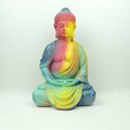 Home tabletop decoration sitting buddha statues