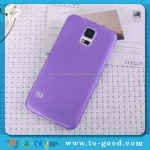 Wholesale Alibaba Ultra Slim Android Smart Phone Case For Sansung Galaxy S5 Mini (Purple)