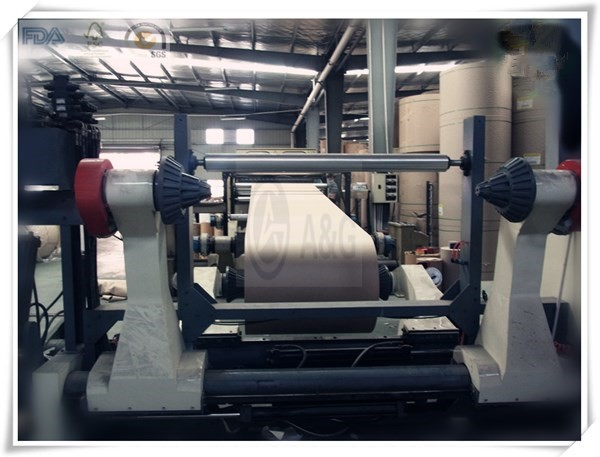 Woodfree Offset Book Printing Paper Roll