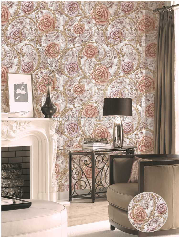 length 15.6m Korean classic design Wallpaper