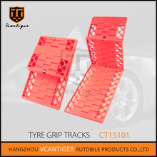 Hangzhou Vcan Snow Sand Mud Rescue Gripper Escaper Mats Tyre Grip Traction Tracks