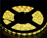 Upgraded Outdoor Version 16.4FT 5M 300 Units Waterproof IP65 Magic Backlight 12V UV 4000k led strip 5050 light