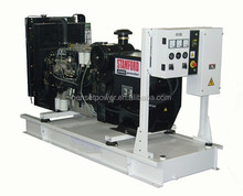 80kva Auto Start Industrial Construction Diesel Power Generators With Perkins Engine