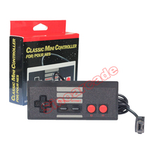 Classic Mini 1.8m 6ft Wired Controller Gamepad Joypad for Nintendo NES Classic Edition