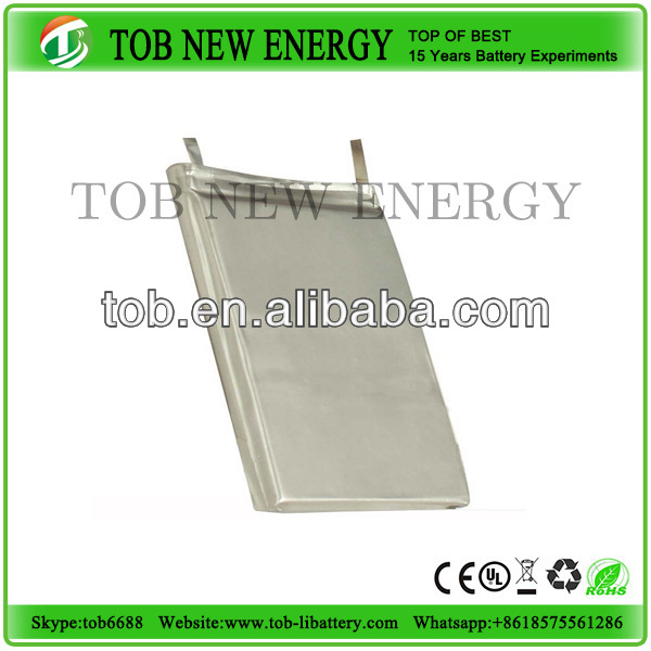 easy to carry replacement li-polymer battery cell for mid tablet ,3.7V li-polymer battery