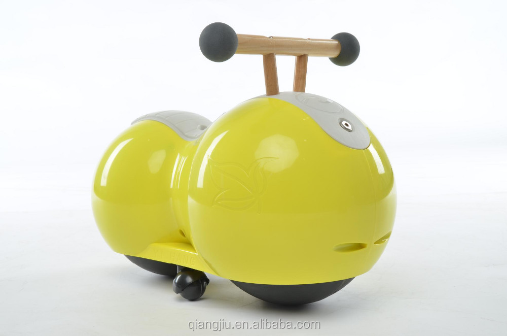 Plastic Material and Ride On Toy Style Baby Swing Car Twist Car