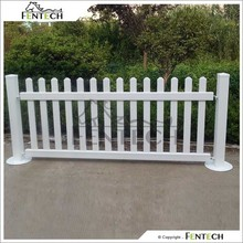 Customized High Quality Cheap PVC/vinyl/Plastic Portable/Temporary Event Fence