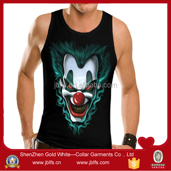 wholesale men's stringer tank top