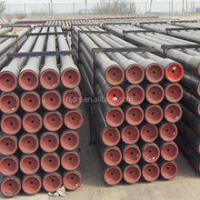 "api s135 4 1/2"" new and old oil drill steel pipe from china manufactuer"