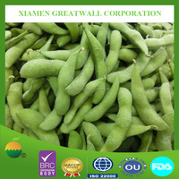 Frozen Edamame Soy Beans in Pods from 2016 new crop with best price