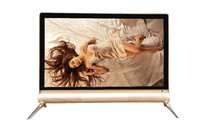New model fashion style good voice tenevision support wide screen LED TV