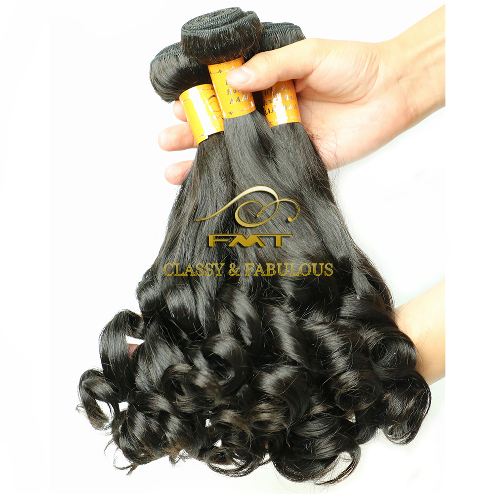 New Hair Products Malaysian Human Fumi Wave Virgin Remy Hair Extension