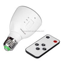 B22 E27 4w rechargeable lamp emergency led lighting with remote control