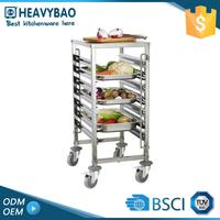 100% Warranty Stainless Steel Knocked-down Formwork Collapsible Tool Dutch Trolley