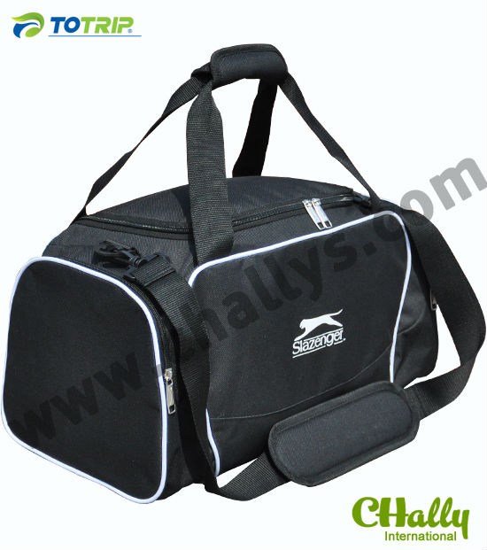 300D polyster popular Sport slazenger travel bag