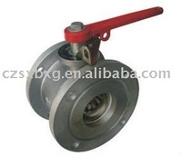 Tank car Ball Valves