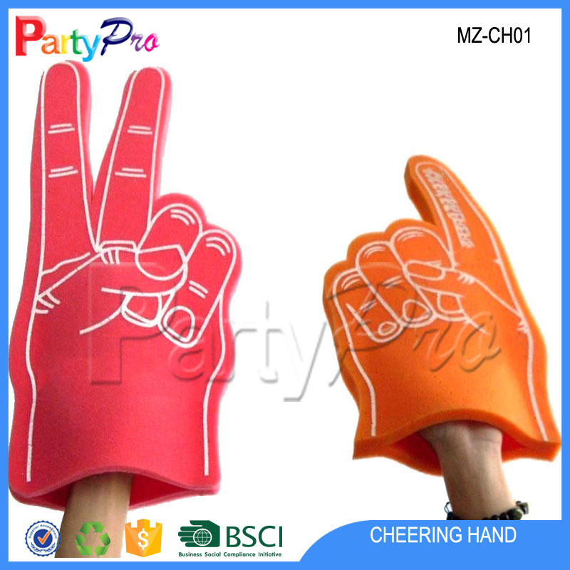 China Products Wholesale Alibaba Cheering Foam Hand