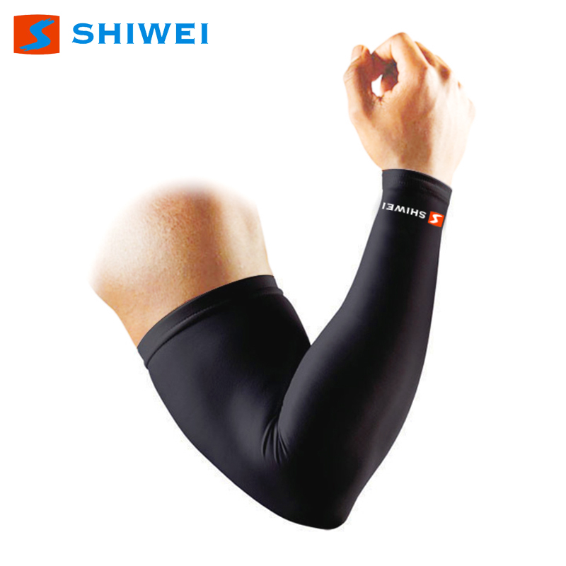 OEM & ODM protective elastic Anti-collision sports elbow support brace sleeve guard for sale