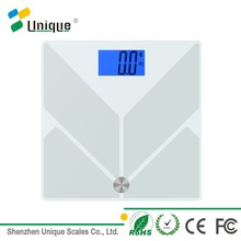 water proof bluetooth digital personal bmi/bmr body fat weighing scale indicator