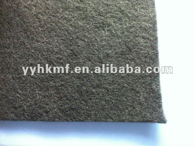 High Temperature Activated Carbon Fiber Felt