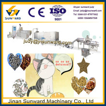 High efficiency best selling cat products equipment, dog food processing line