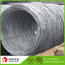 Steel Wire Rods in Coils, wire rods