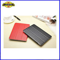 Slim Leather Back Cover For IPad Air 3 Folding Stand Leather Case