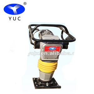 Strong power electric tamping rammer