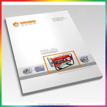 magazine printing/book printing/catalog printing from China