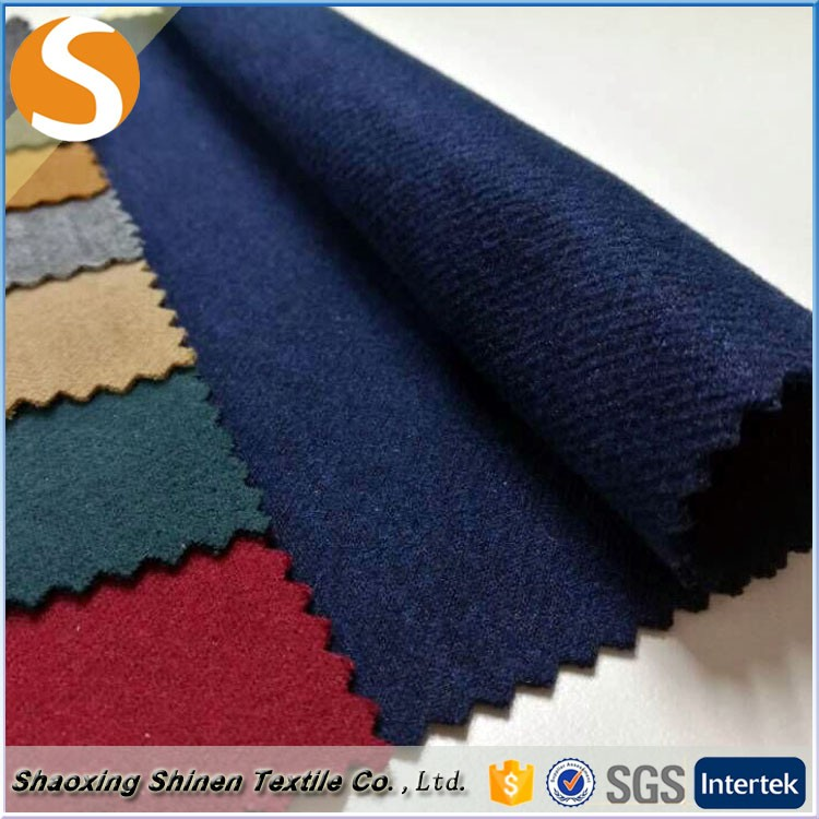2017 Fashion design Rayon Polyester twill knit fabric for garment from China manufacturer