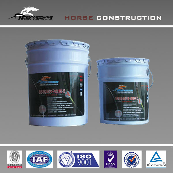 two component epoxy resin, carbon fiber adhesive, concrete strengthening use glue