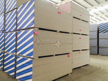 1220x2440x12mm paper gypsum board, paper gypsum sheet