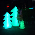 sale promotion PE remote control Color changing decorative Led Chrismas tree