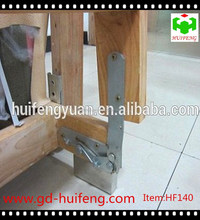 folding bed hinge of hardware for wall bed