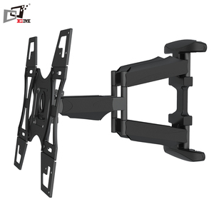 High Quality Lowest Price Ultra Slim Home Furniture Swing Arm TV Wall Mount Flat Panel LCD TV Wall Bracket