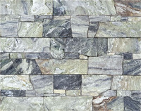 New Material Natural Stones for Exterior Wall House