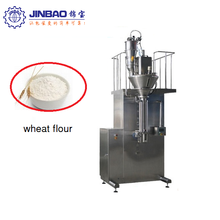 Automatically auger feeding packing machine, powder filling equipment