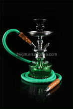 2016 new design Kaya Q7 Hookah Green