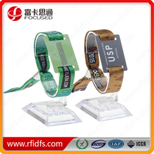 Factory Wholesale Rfid Nfc Cool Wristbands Programmable And Writable
