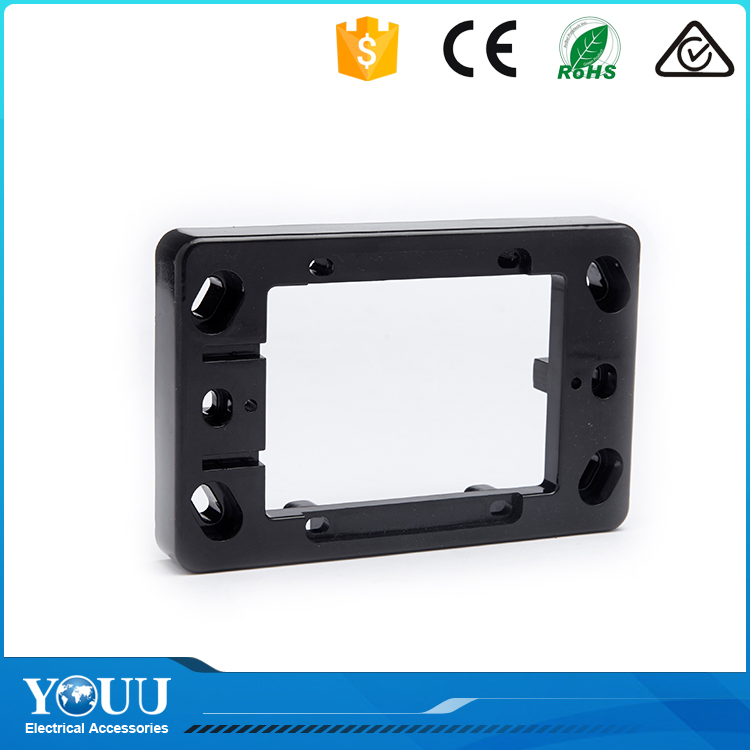 YOUU Quality Products Australian Standard 34Mm Thickness Electrical Pc Material Wall Switch Mounting Block