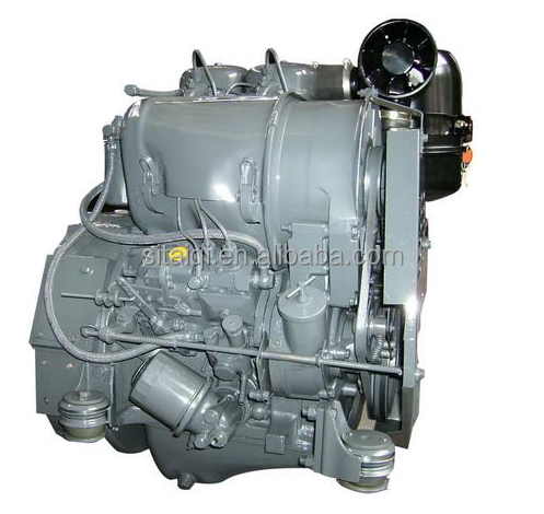 Air Cooled Deutz F2L912 Diesel 2 cylinder Engine for sale