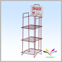 3 Tier Wrought Iron Metal Wire