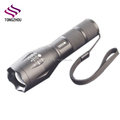 Rechargeable LED Flashlight, zoom flashlight, rechargeable Flashlight