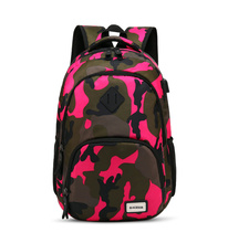Funky Good Quality School Bags Hunting Backpack