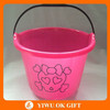 Halloween Bucket with handle,Plastic halloween candy bucket;Halloween pail