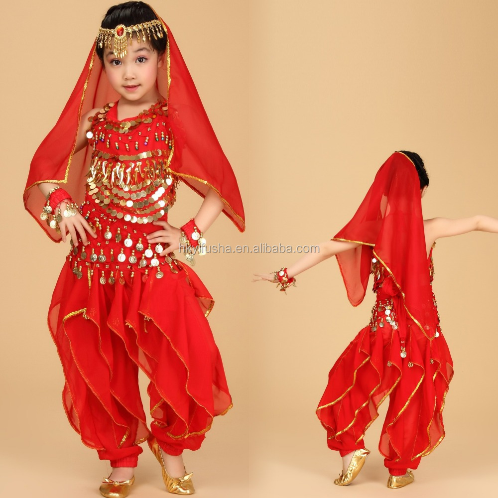 how to make a bollywood dance costume